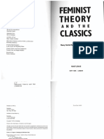 Haley_Black Feminist Thought and Classics