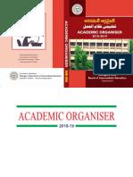 TS Academic calendar