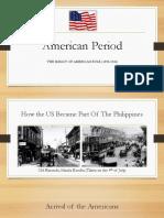 American Period