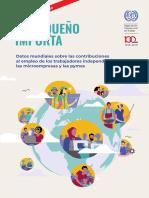 OIT Estudio mundial Empleo OCT2019