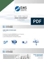 Strain Measurement for Wind Turbines