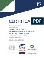20181019 Greece Certificate