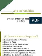 España en América (1)