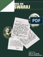 Reflections on Hind Swaraj