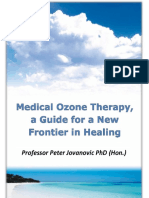 Medical Ozone Therapy New Frontier