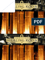 Egyptian Healing RODS