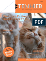 Pfotenhieb Heft 1 2007