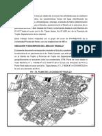 Generalidades Informe de Pavimentos