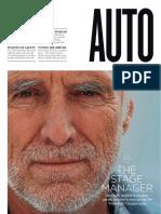 FIA Magazine - Hamilton, Alonzo, Michael an Ricciardo