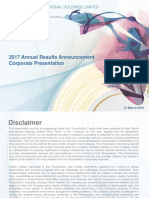 FY 2017 Presentation