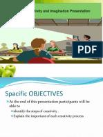 BC Creativty Presentation