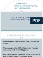 Ch 3 STS Philippine History