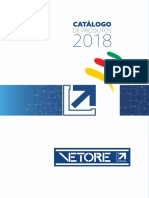 Catalogo VETORE 2018