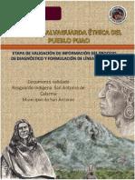 Plan de salvaguarda Pueblo Pijao