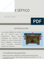 5 CLASE Tanque Septico
