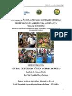 Sistematizacion Curso Especializacion UNAMBA