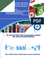 2.Experiencia Del Enfoque de La Cadena de Valor de Los Residuos Sólidos a Nivel Internacional Sergio Escalera