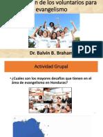 Movilizar Voluntarias en Evangelismo Español