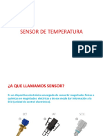 sensores de un automovil