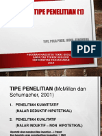Materi-3_Tipe Penelitian (1)