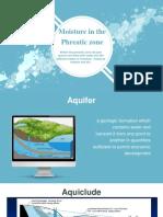 Aquifer Report