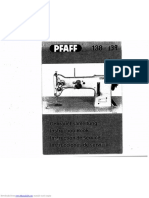 Pfaff 138