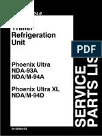 Ultra Phoenix -Ultra Phoenix Xl Partes