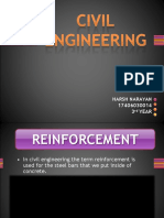 Civil Engineering Reinforcement New