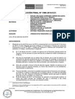 MULTA DE S/ 126,000 PARA CREDISCOTIA FINANCIERA POR DISCRIMINACIÓN