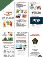 Leaflet Thypoid Binti
