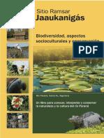Manual Sitio Ramsar Jaaukanigás 2008 Biodiversidad Cultura y Conservación Del Río Paraná