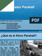 AFORADOR_PARSHALL.ppt