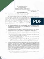 Ccs Amendment Rules