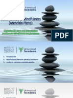 Introducción a Mindfulness
