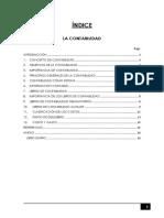 La Contabilidad - Indice - Anexo -Libro Diario