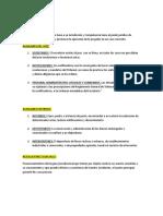 Apuntes de Derecho Procesal Civil.