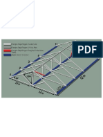 Model Pemasangan Rangka Atap Baja Ringan