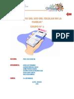 Los efectos del uso del celular en la familia_FINAL _3° sec