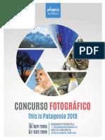 Sernatur Magallanes Patagonia Chile Bases