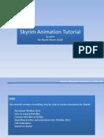 Animation Tutorials Sg