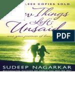 Vision pdf few things left unsaid
