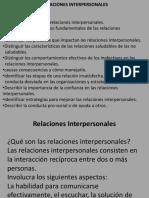6-Relaciones interpersonales