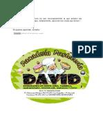 Pasteleria David