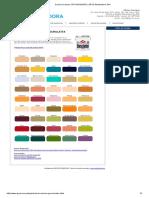 Carta de Colores CPP DURALATEX _ APYD Distribuidora SAC