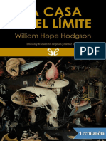 La casa en el limite - William Hope Hodgson.pdf