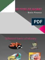 2 Different Types of Money