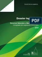 Dossier 174 Compilado Legislacion Extranjera Recursos Naturales y Ambiente 2018