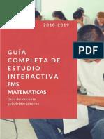 Guia Completa Oposicion Ems Matematicas 2018