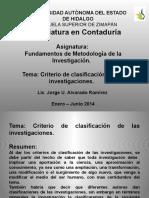 Criterio de clasificacion de investigaciones (1).pptx