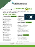 Plan Contaduria Publica